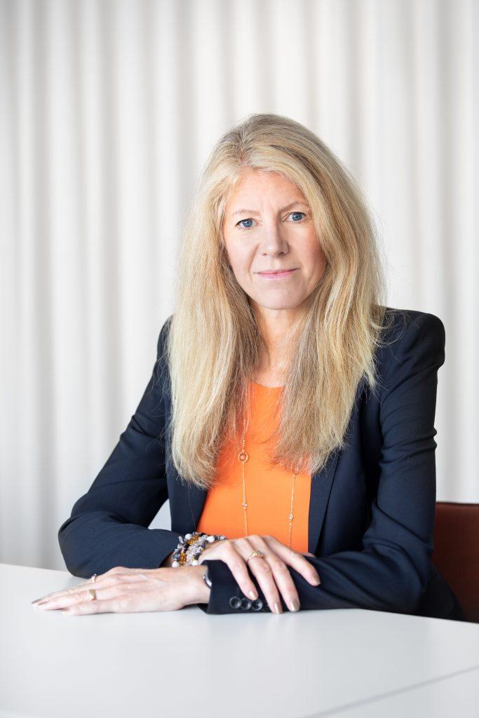 Kerstin Hallsten, chefekonom