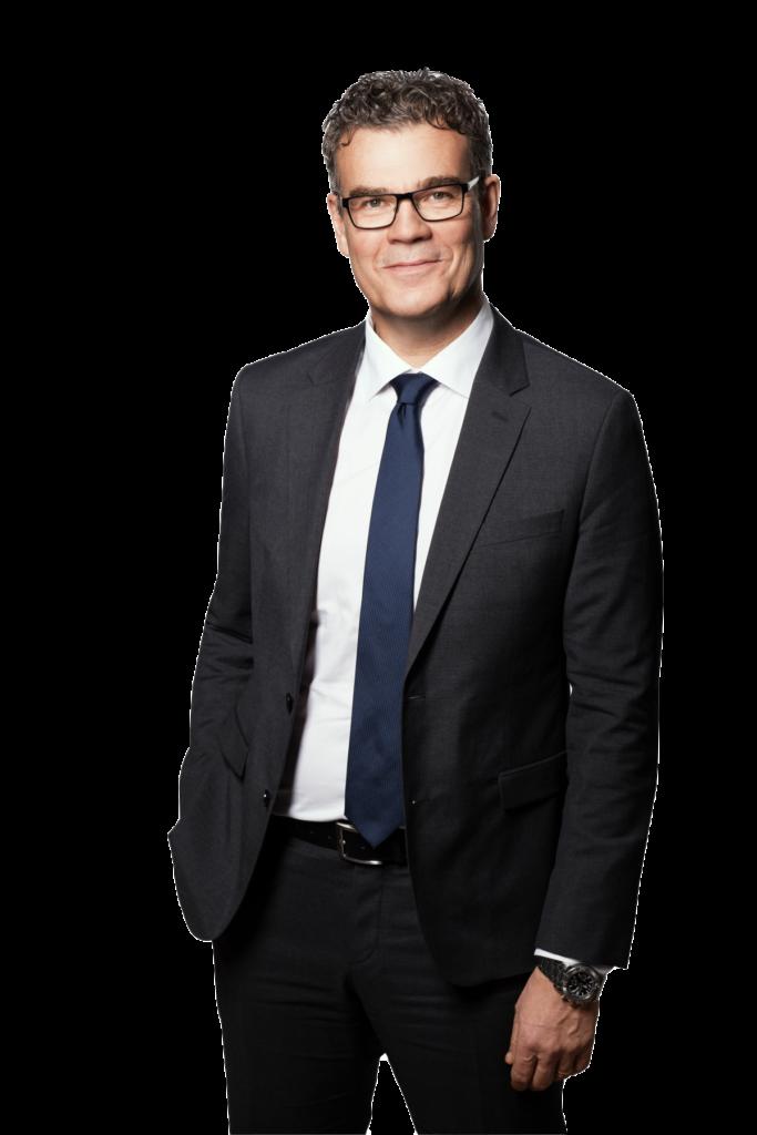 Göran Björkman mot transparent bakgrund