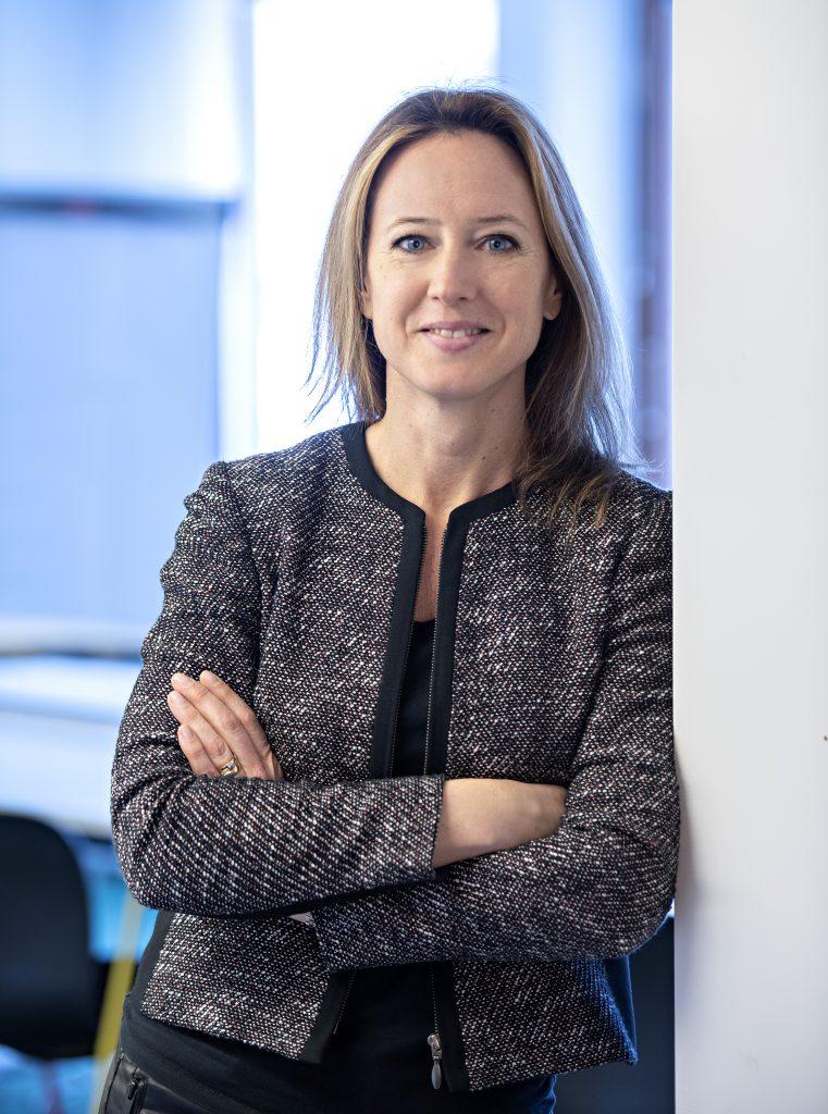 Kristina Karmestedt Estman, biträdande förhandlingschef